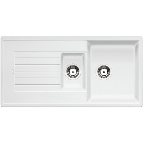 Blanco ZIA 6 S Silgranit bílá /514742/ + DÁREK, Kuchyňský dřez (bez excentru)
