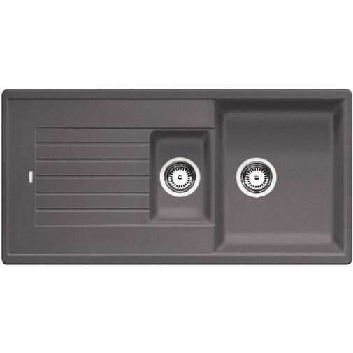 Blanco ZIA 6 S Silgranit šedá skála /518940/ + DÁREK, Kuchyňský dřez (bez excentru)