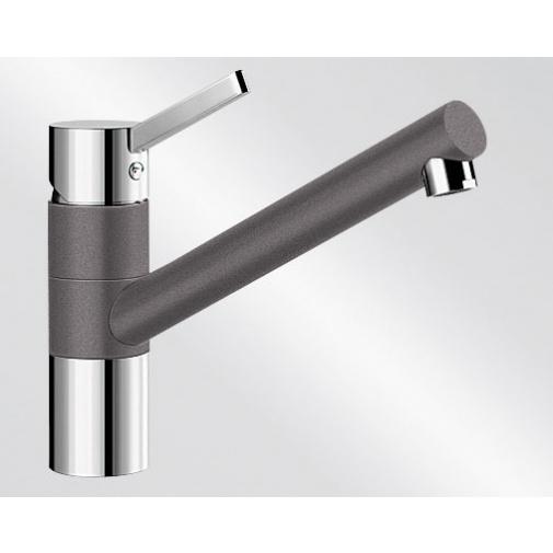 Blanco TIVO šedá skála /518800/ + DÁREK,  dřezová baterie