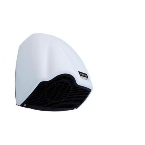 Cata Empire U-NIK BF 1800 W + AKCE, Kompaktní vysoušeč rukou ABS plast bílý