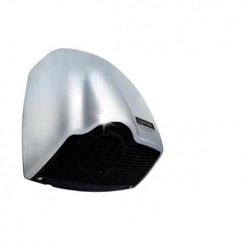 Cata Empire U-NIK LF 1800 W Kompaktní vysoušeč rukou, ABS plast, lesklý chrom