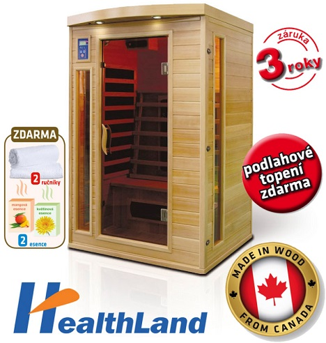 HealthLand DeLUXE 2220 CR/CB