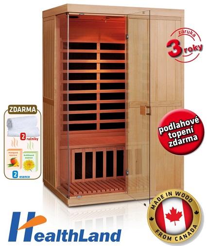 HealthLand DeLUXE 2200 CARBON-BT