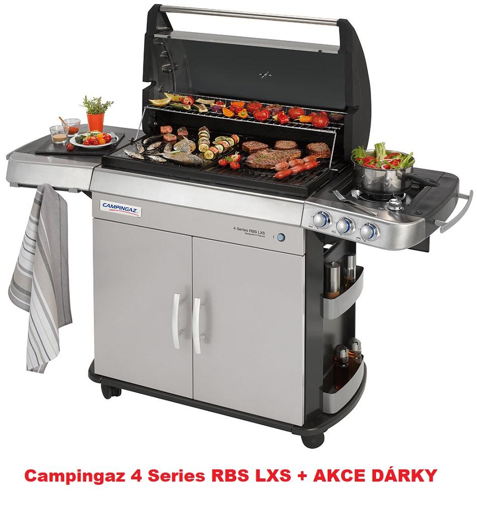 Campingaz 4 Series RBS LXS