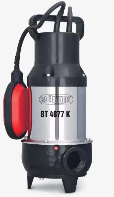 Elpumps BT 4877 K čerpadlo septik