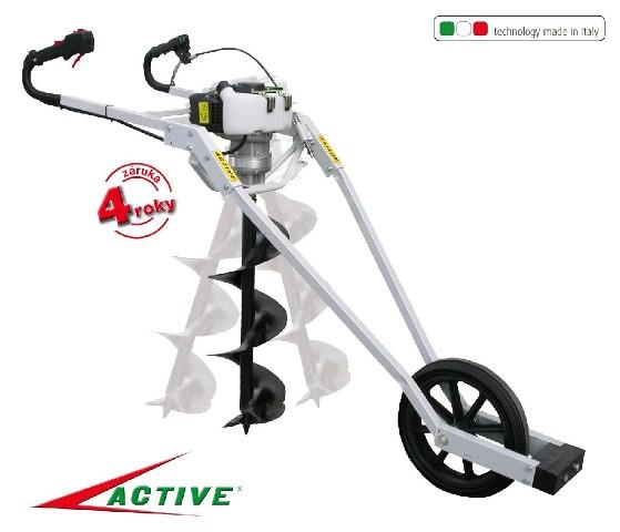 ACTIVE T152 Půdní vrták