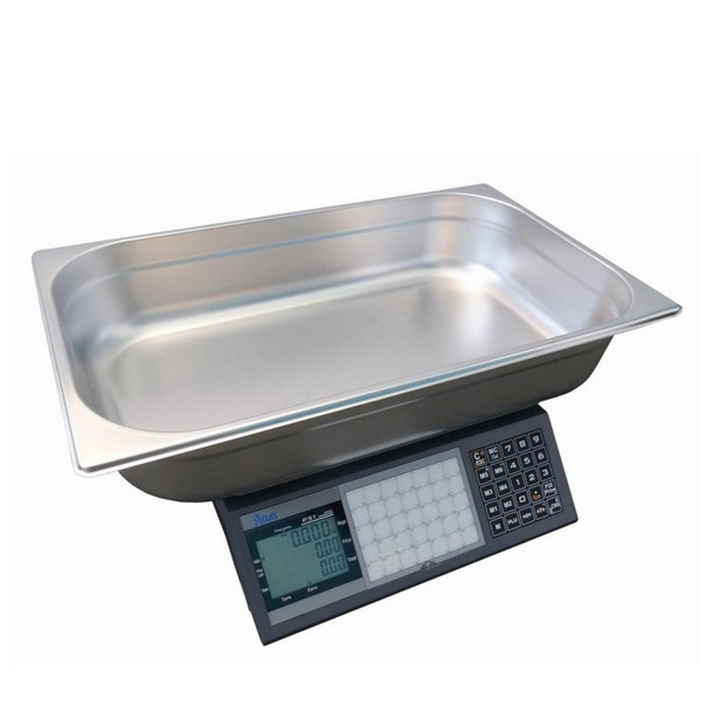 ACLAS PS1-15DS-MR 6/15kg Obchodní váha