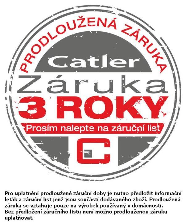 Obrázek galerie pro produkt CATLER JE 4010 Odšťavňovač + prodloužená záruka