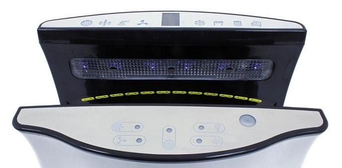 Obrázek galerie pro produkt Jet Dryer SMART Bílý + AKCE a Záruka+, Tryskový osoušeč rukou, HEPA filtr H12