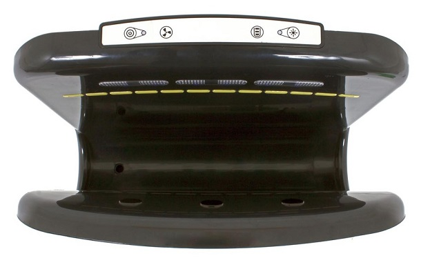 Obrázek galerie pro produkt Jet Dryer SLIM Bílý + AKCE a Záruka+, Tryskový osoušeč rukou, HEPA filtr H12