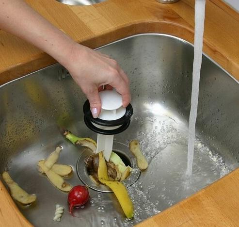 Obrázek galerie pro produkt EcoMaster LCD EVO3 + DÁREK, Profi drtič kuchyňského odpadu pro gastro provozy