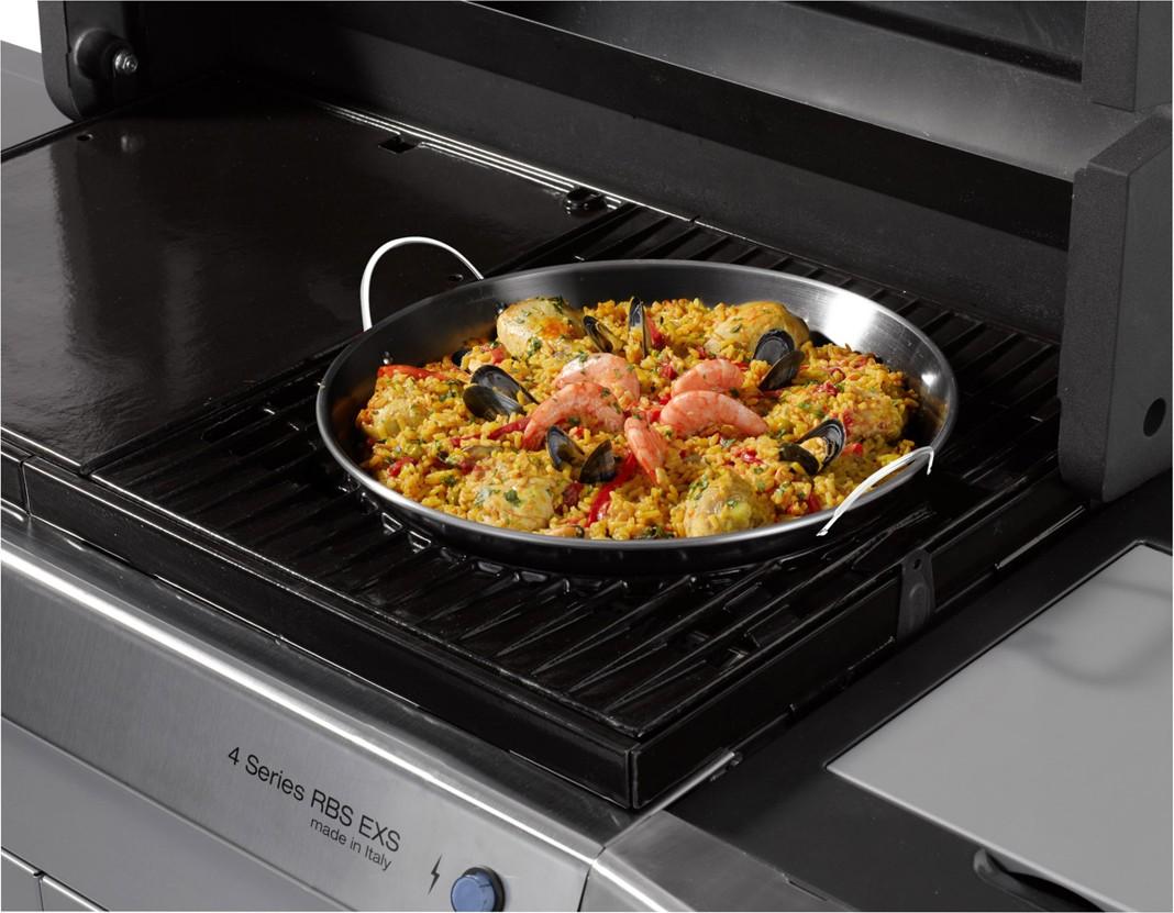 Obrázek galerie pro produkt Campingaz Culinary Modular Paella /2000015104/ Nerezová pánev pro litinový rošt Culinary