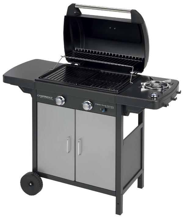 Obrázek galerie pro produkt Campingaz 2 Series Classic EXS Vario + AKCE DÁRKY, Zahradní plynový gril /3000002384/