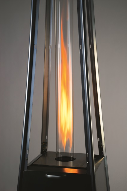 Obrázek galerie pro produkt Activa Cheops /13600/ Designové plynové zahradní topidlo 10,5kW