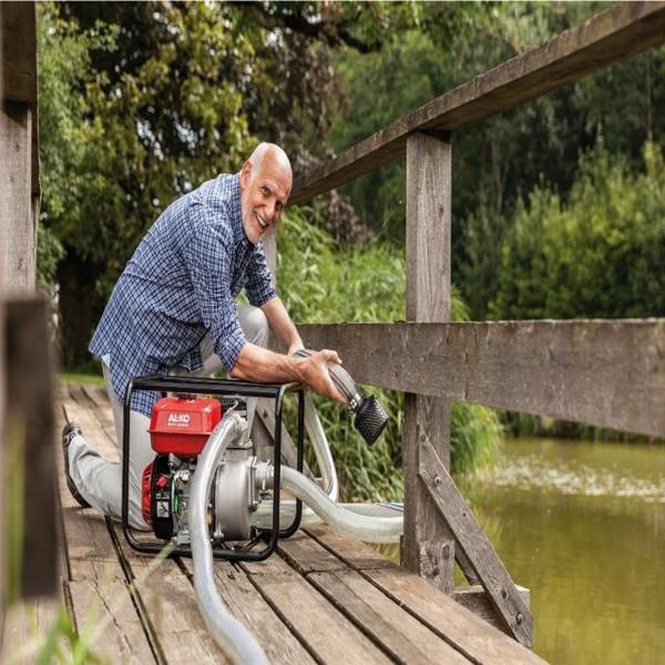 Obrázek galerie pro produkt AL-KO BMP 30000 + Komfort servis, Benzínové zahradní čerpadlo pro přečerpávání /113563/, 30.000l/hod