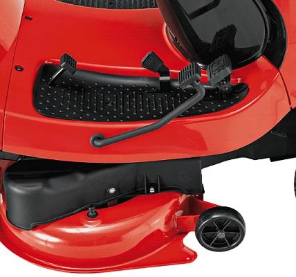 Obrázek galerie pro produkt Solo by AL-KO T 16-95.6 HD V2 127369 + Sestavení, zprovoznění + olej, Zahradní dvouválcový traktor, B&S Intek 7160