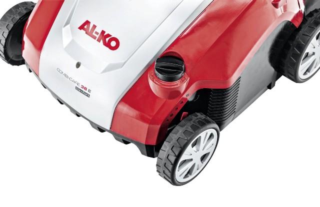 Obrázek galerie pro produkt AL-KO Combi Care 36 E Comfort 113465 Elektrický vertikutátor + KOŠ