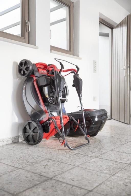 Obrázek galerie pro produkt AL-KO Premium 520 VS-B 119949 + AKCE Zprovoznění a více, Benzínová sekačka s regulací pojezdu, B&S 675 EXi