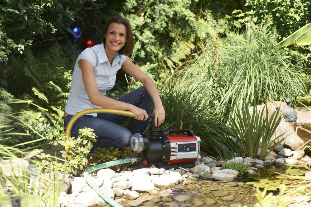 Obrázek galerie pro produkt AL-KO Jet 6000/5 Premium + AKCE Komfort servis, Zahradní čerpadlo na vodu /112844/, s výtlakem 60m