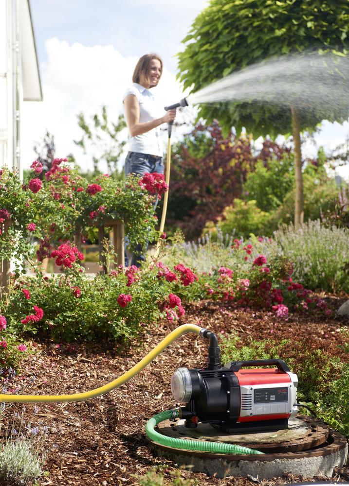 Obrázek galerie pro produkt AL-KO Jet 6000/5 Premium + Komfort servis, Zahradní čerpadlo na vodu /112844/, s výtlakem 60m