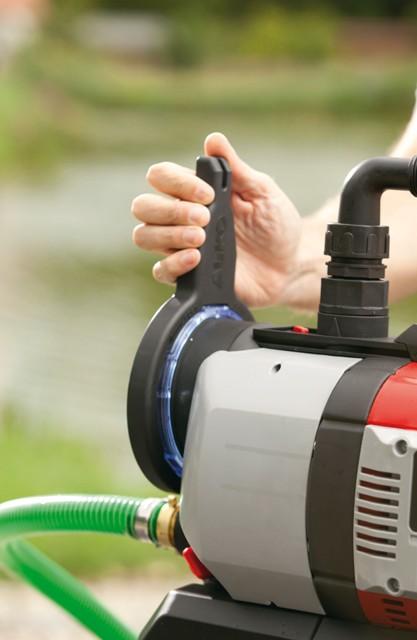 Obrázek galerie pro produkt AL-KO HW 6000 FMS Premium + Komfort servis, Domácí vodárna s výtlakem 50 metrů /112852/