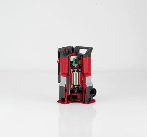 Obrázek galerie pro produkt AL-KO TWIN 11000 Premium 112830 + KOMFORT servis, Kombinované ponorné čerpadlo s výtlakem 10 m