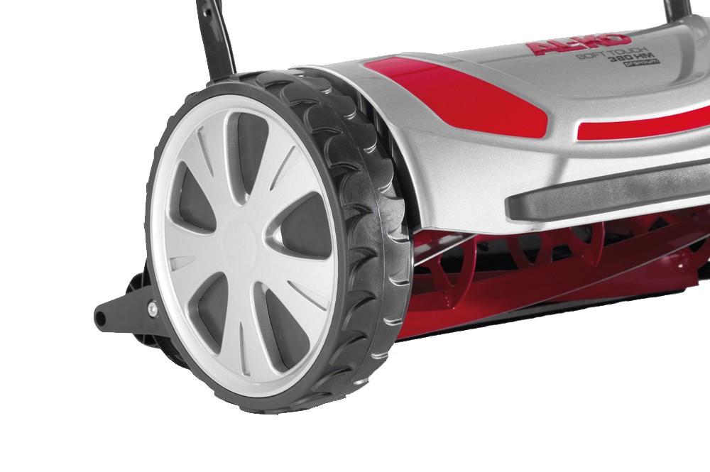Obrázek galerie pro produkt AL-KO Soft Touch 38 HM Comfort 112663 Ruční vřetenová sekačka se záběrem 38cm
