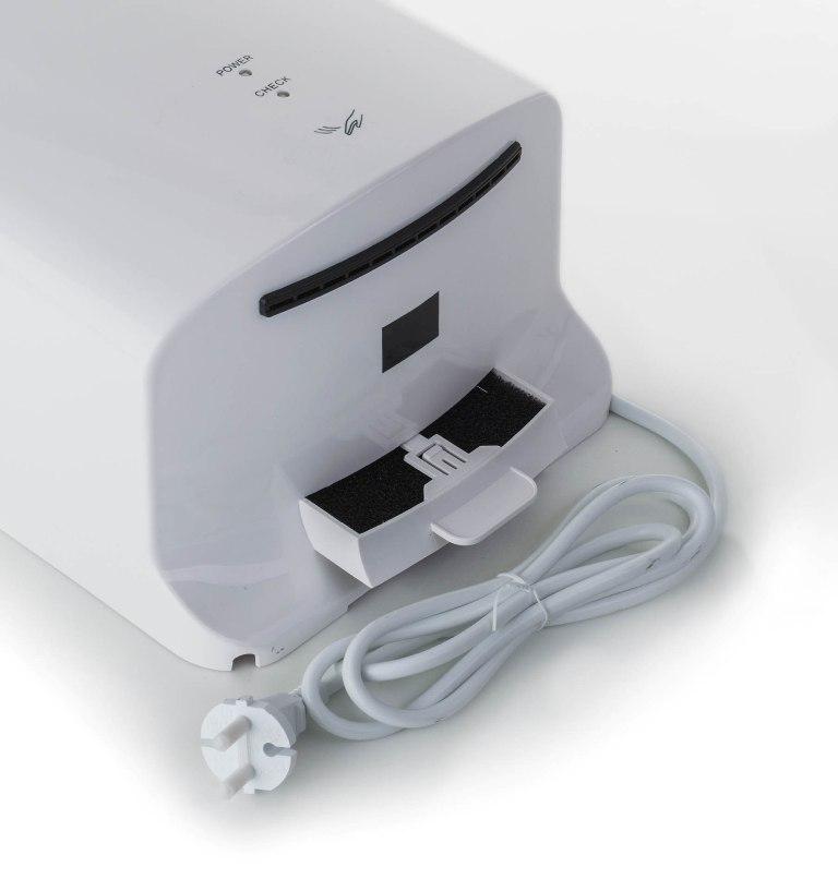Obrázek galerie pro produkt G21 Rapid Small Bezdotykový osoušeč rukou G21-RPS-W, bílý