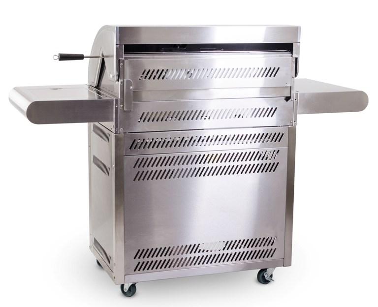 Obrázek galerie pro produkt G21 Florida BBQ Premium line + AKCE Dárek, Zahradní plynový gril, 5 hlavních hořáků + 1 boční + 1 Infra Red