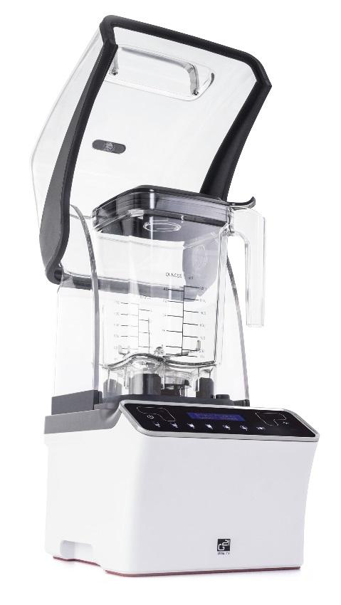 Obrázek galerie pro produkt G21 Blender Experience White + AKCE, Stolní mixér s krytem, 1500W