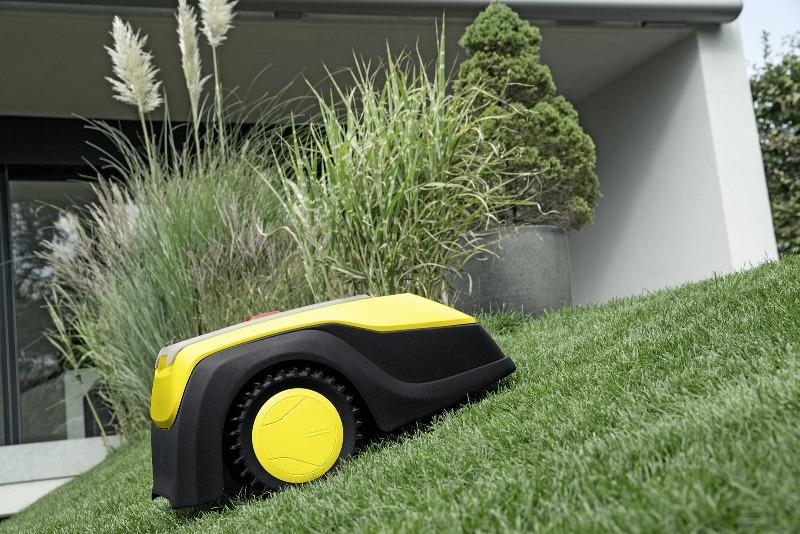 Obrázek galerie pro produkt Kärcher RLM 4 1.445-000.0 Robotická zahradní sekačka pro plochy do 500m2