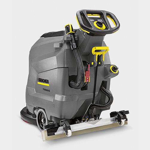 Obrázek galerie pro produkt Kärcher BD 50/60 C Ep Classic 1.127-002.0 + AKCE a Záruka 3 roky, Podlahový mycí stroj s odsáváním, lišta 900mm
