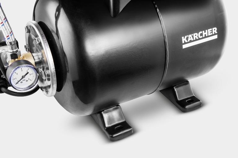 Obrázek galerie pro produkt Kärcher BP 5 Home 1.645-370.0 Domácí vodárna s nádobou 24 litrů, výtlak 50m