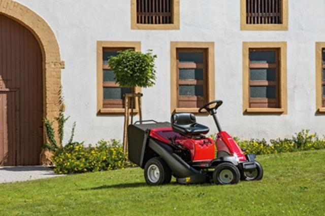 Obrázek galerie pro produkt MTD Smart Minirider 60 RDE + Sestavení a zprovoznění, Zahradní travní rider s košem, Transmatic