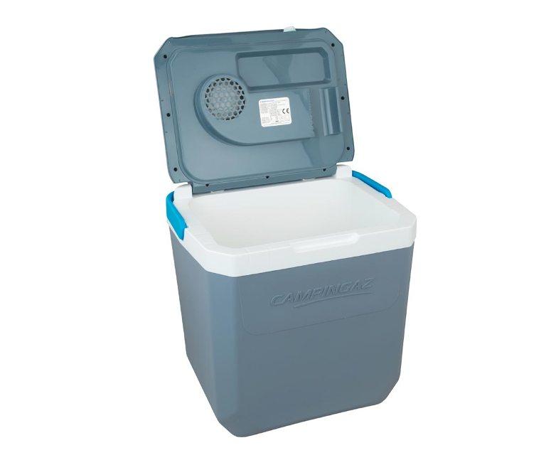 Obrázek galerie pro produkt Campingaz Powerbox Plus 24 l Termoelektrický chladicí box /2000030252/