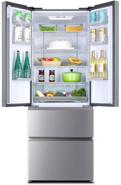Obrázek galerie pro produkt Haier HB16 FMAAA Kombinovaná lednice široká 70 cm, A++, No Frost