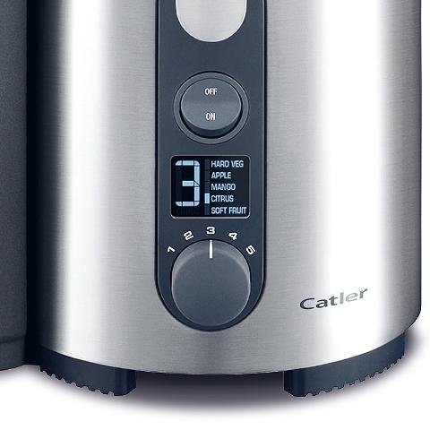 Obrázek galerie pro produkt CATLER JE 4011 Odšťavňovač s extraktorem pyré