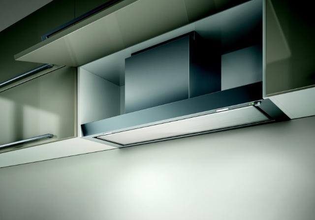 Obrázek galerie pro produkt Elica FILO IX/A/90 + Dárek% a Záruka 5 let, Digestoř vestavná 90cm, nerez/bílé sklo