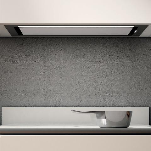 Obrázek galerie pro produkt Elica Hidden IXGL/A/90 + DÁREK, Digestoř vestavná 90cm, nerez/bílé sklo + Záruka 5 LET