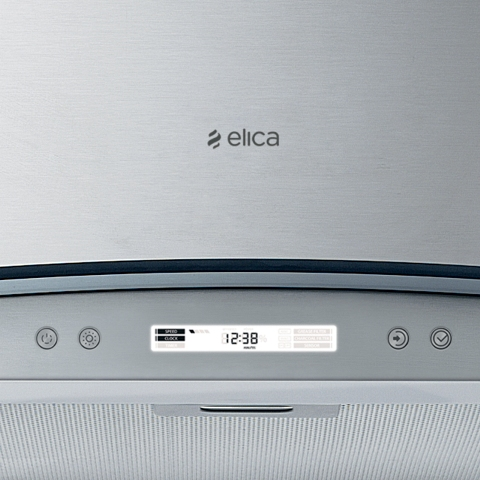 Obrázek galerie pro produkt Elica Circus Plus IX/A/60 + Dárek a Záruka 5 let, Digestoř komínová 60cm