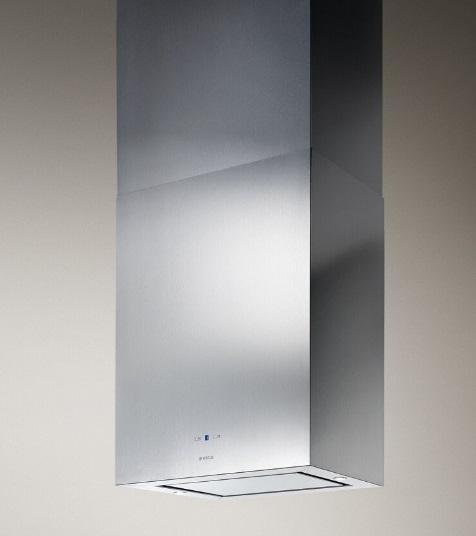 Obrázek galerie pro produkt Elica KUADRA ISLAND IX/A/43 + AKCE, Digestoř ostrůvková nerez 43cm