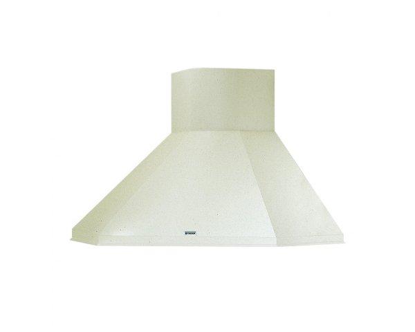 Obrázek galerie pro produkt Faber RANCH ANGOLO WH9016 A100 bez rámu + AKCE, Digestoř rohová komínová 141cm, bílá