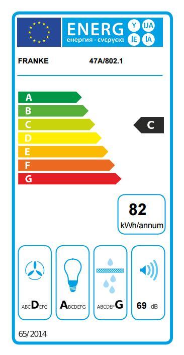 Obrázek galerie pro produkt Franke FPJ 615 V BK A + DÁREK%, Digestoř komínová 60cm, černá/černé sklo