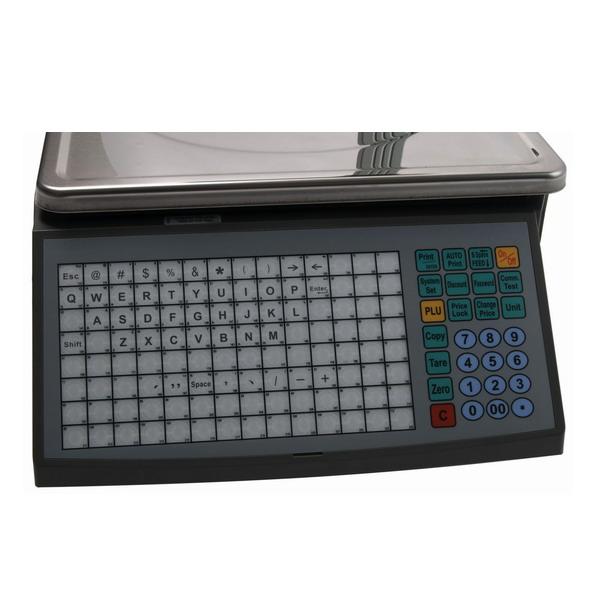 Obrázek galerie pro produkt ACLAS LS2R615 - 6/15kg Obchodní s tiskem etiket a účtenek (včetně ES ověření)