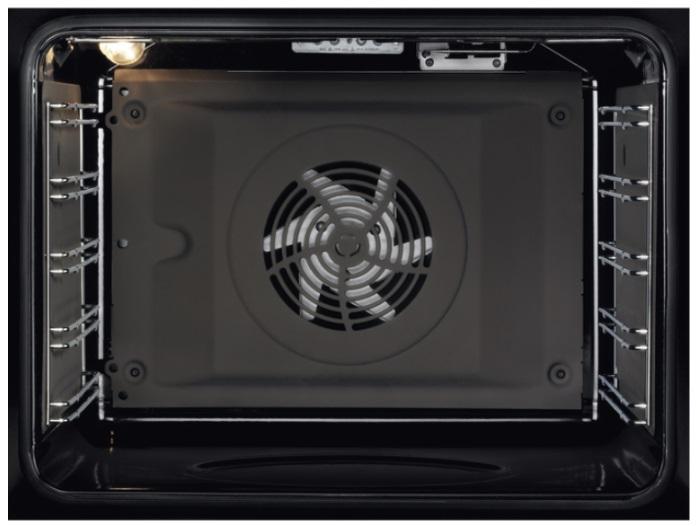 Obrázek galerie pro produkt Electrolux EOD6C77WZ Vestavná trouba s parní funkcí SteamBake